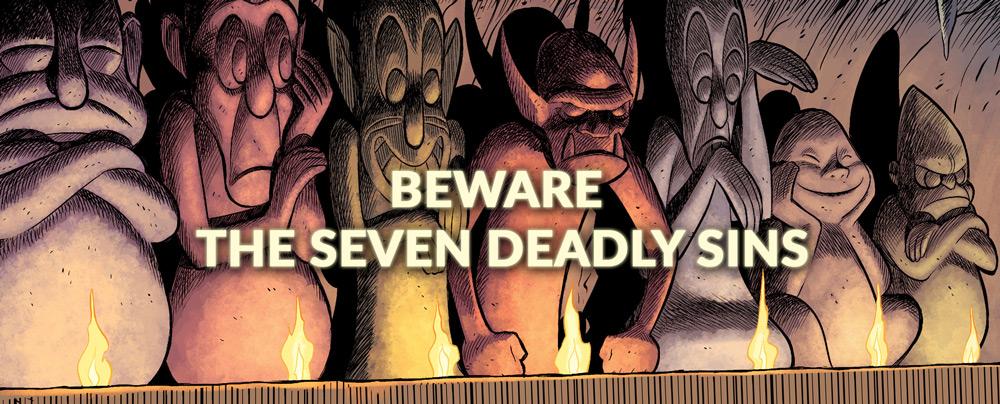 Quicket seven deadly sins